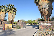 The Living Desert Zoo and Gardens Entrance