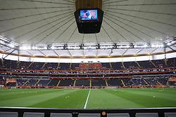 13.07.2011, Commerzbank Arena, Frankfurt, GER, FIFA Women Worldcup 2011, Halbfinale,  Japan (JPN) vs. Schweden (SWE), im Bild Uebersicht Arena Frankfurt.. // during the FIFA Women´s Worldcup 2011, Semifinal, Japan vs Sweden on 2011/07/13, Commerzbank Arena, Frankfurt, Germany.   EXPA Pictures © 2011, PhotoCredit: EXPA/ nph/  Mueller       ****** out of GER / CRO  / BEL ******