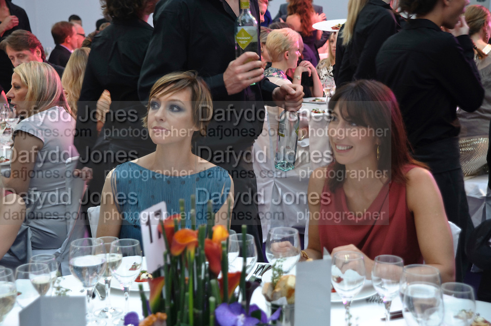 Jo Elvin; Samantha Cameron, Glamour magazine Women of the Year Awards. Berkeley Square. London. 2 June 2009