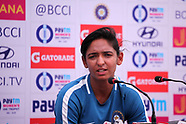 Cricket - India Women Practice Session and Press Conference at Baroda