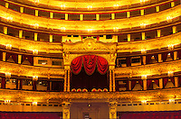 Royal Box of the Bolshoi Theatre