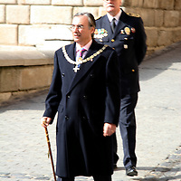 Europe, Spain, Toledo. Government officials of Toledo.