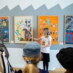 20170321: SLO, Events - Exhibition Otroci brez otroštva in Mestni muzej Ljubljana