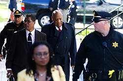 April 26, 2018 - Norristown, PA, United States - Bill Cosby arrives for the second day of jury deliberations at Montgomery County Court House, in Norristown, PA, on April 26, 2018. (Credit Image: © Bastiaan Slabbers/NurPhoto via ZUMA Press)