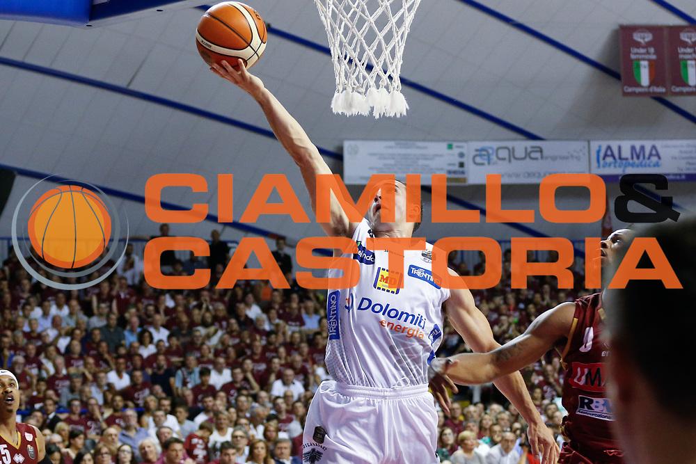 Aaron Craft<br /> Umana Reyer Venezia - Dolomiti Energia Aquila Basket Trento<br /> Lega Basket Serie A 2016/17 Finali Gara 01<br /> Venezia, 10/06/2017<br /> Foto Ciamillo-Castoria / M. Brondi