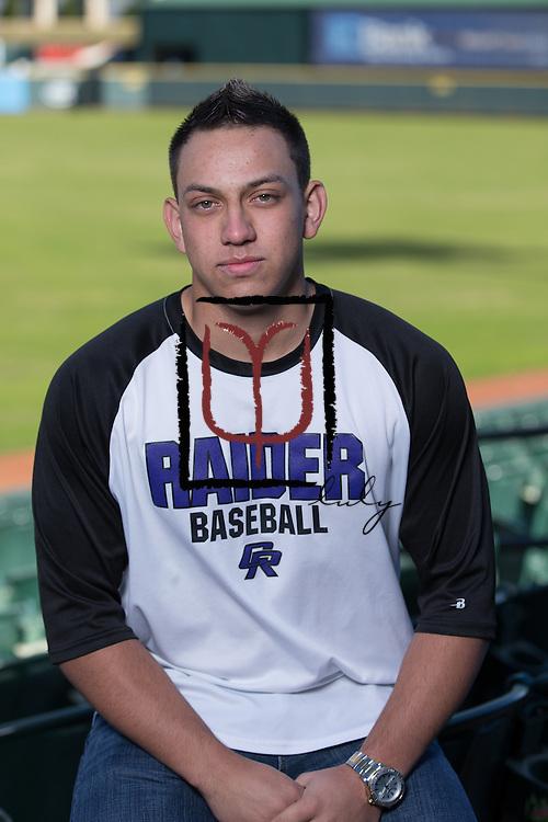 Stormy Taylor, baseball, Cedar Ridge High School  (LOURDES M SHOAF for Round Rock Leader - lulyphoto.com)