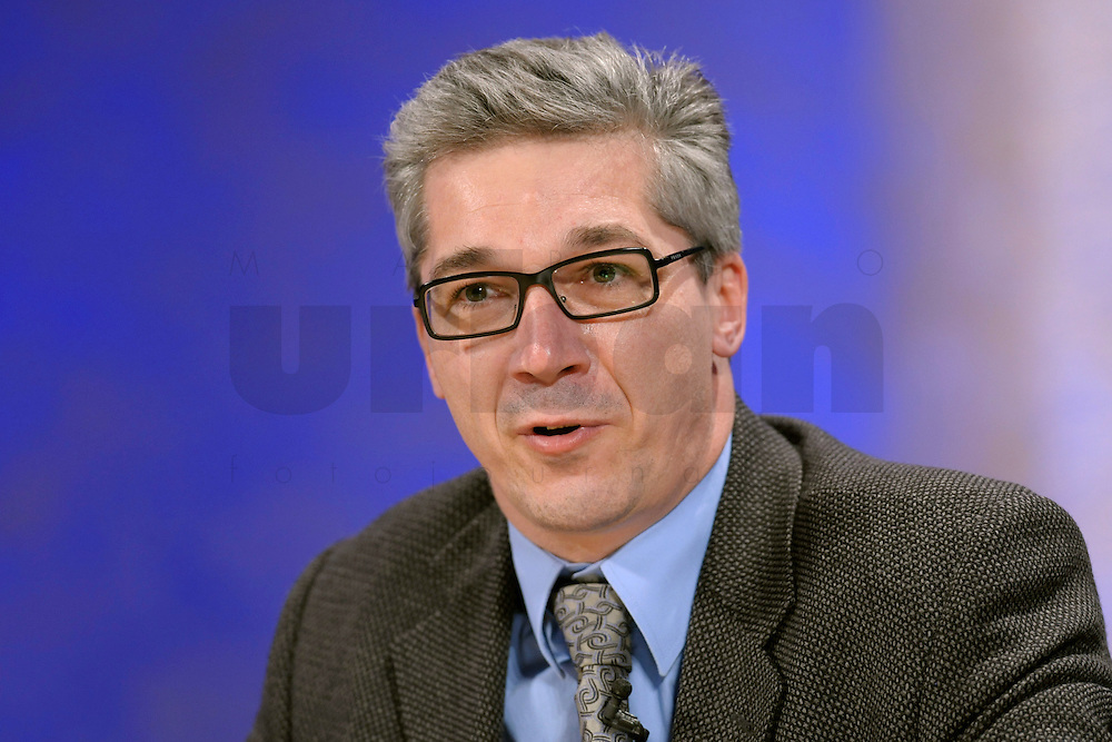 07 JAN 2008, KOELN/GERMANY:<br /> Ralf Goebel, MdB, CDU, Gewerkschaftspolitische Arbeitstagung des Deutschen Beamtenbundes, dbb, Messe Koeln<br /> IMAGE: 20080107-01-163<br /> KEYWORDS: Köln, Ralf Göbel