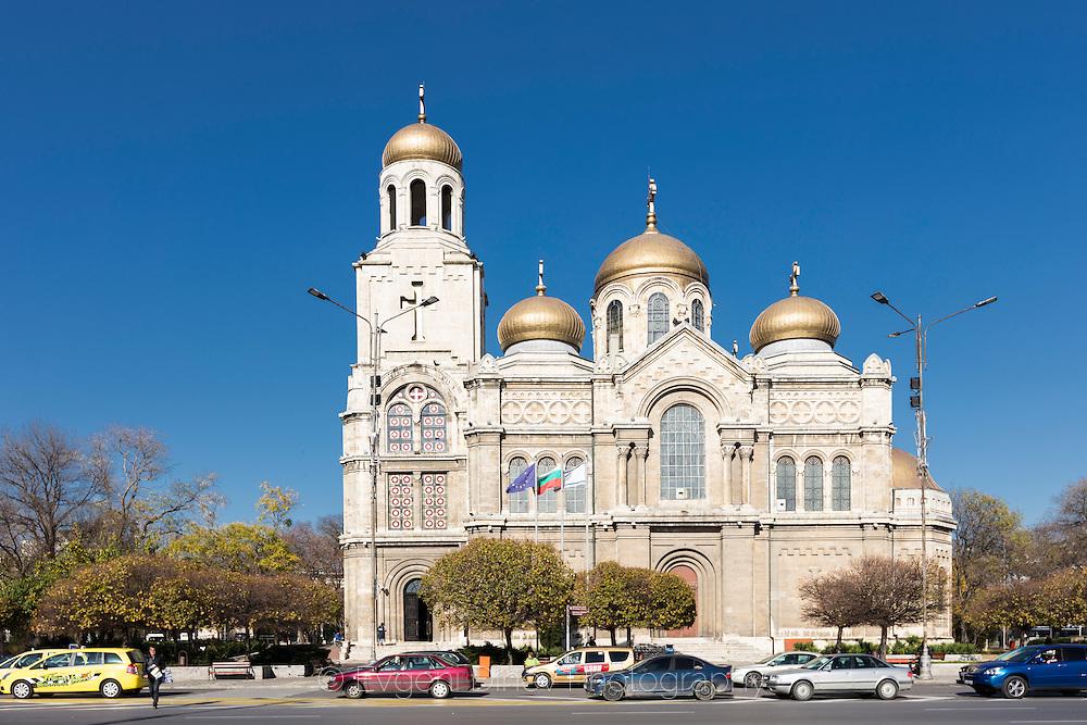 Varna Cathedral Varna Cathedral