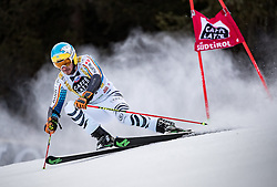 19.12.2016, Grand Risa, La Villa, ITA, FIS Ski Weltcup, Alta Badia, Riesenslalom, Herren, 1. Lauf, im Bild Felix Neureuther (GER) // Felix Neureuther of Germany in action during 1st run of men's Giant Slalom of FIS ski alpine world cup at the Grand Risa race Course in La Villa, Italy on 2016/12/19. EXPA Pictures © 2016, PhotoCredit: EXPA/ Johann Groder