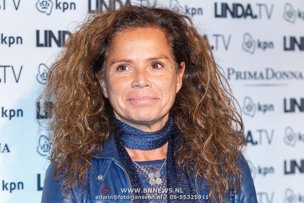 NLD/Amsterdam/20151026 - Lancering Linda TV, Nicole Buch