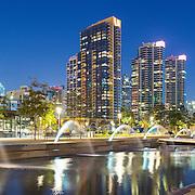 Hargreaves Associates & Schmidt Design Group - Waterfront Park, San Diego California