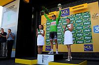 Sykkel<br /> Tour de France 2010<br /> Foto: Dppi/Digitalsport<br /> NORWAY ONLY<br /> <br /> CYCLING - TOUR DE FRANCE 2010 - MONTARGIS (FRA) - 08/07/2010<br /> <br /> STAGE 5 - EPERNAY > MONTARGIS - THOR HUSHOVD (NOR) / CERVELO TEST TEAM