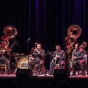 2013-12-03 KU Presents! - Preservation Hall Jazz Band (Cline)