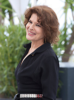 Actress Fanny Ardant at La Belle Epoque film photo call at the 72nd Cannes Film Festival, Tuesday 21st May 2019, Cannes, France. Photo credit: Doreen Kennedy