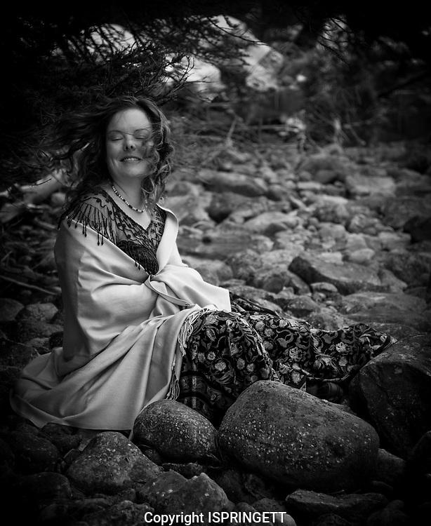 Marian's shoot., Alberta, Canada, Isobel Springett