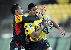 Wellington-Super Rugby, Hurricanes v Chiefs, May 17