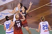 DESCRIZIONE : Lucca Nazionale Italia Femminile Qualificazione Europeo Femminile Italia Albania Italy Albania<br /> GIOCATORE : Raffaella Masciadri<br /> CATEGORIA : tagliafuori difesa<br /> SQUADRA : Italia Italy<br /> EVENTO : Qualificazione Europeo Femminile<br /> GARA : Italia Albania Italy Albania<br /> DATA : 21/11/2015 <br /> SPORT : Pallacanestro<br /> AUTORE : Agenzia Ciamillo-Castoria/Max.Ceretti<br /> Galleria : FIP Nazionali 2015<br /> Fotonotizia : Lucca Nazionale Italia Femminile Qualificazione Europeo Femminile Italia Albania Italy Albania