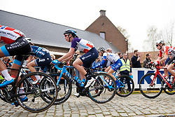 Aude Biannic (FRA) on Haaghoek at Ronde van Vlaanderen - Elite Women 2019, a 159.2 km road race starting and finishing in Oudenaarde, Belgium on April 7, 2019. Photo by Sean Robinson/velofocus.com