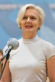 Koningin Maxima geeft het startsein voor NPO Radio 4 Klassiek