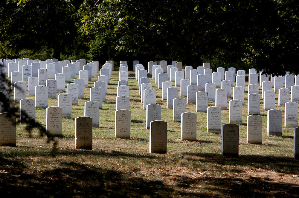UNITED STATES-WASHINGTON DC-Arlington National Cemetery. PHOTO: GERRIT DE HEUS.VERENIGDE STATEN-WASHINGTON DC-Arlington National Cemetery.  PHOTO  GERRIT DE HEUS
