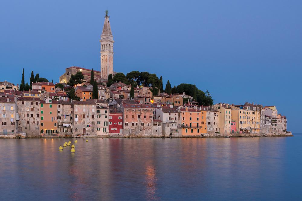 Europe, Balkan, Croatia, Istria, Rovinj, cityscape