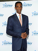 "Former NFL player Ralph Sampson is seen on the red carpet at the Starkey Hearing Foundation's ""So the World May Hear"" Awards Gala on Sunday, July 20, 2014 in St. Paul, Minn. (Photo by Diane Bondareff/Invision for Starkey Hearing Foundation/AP Images)"