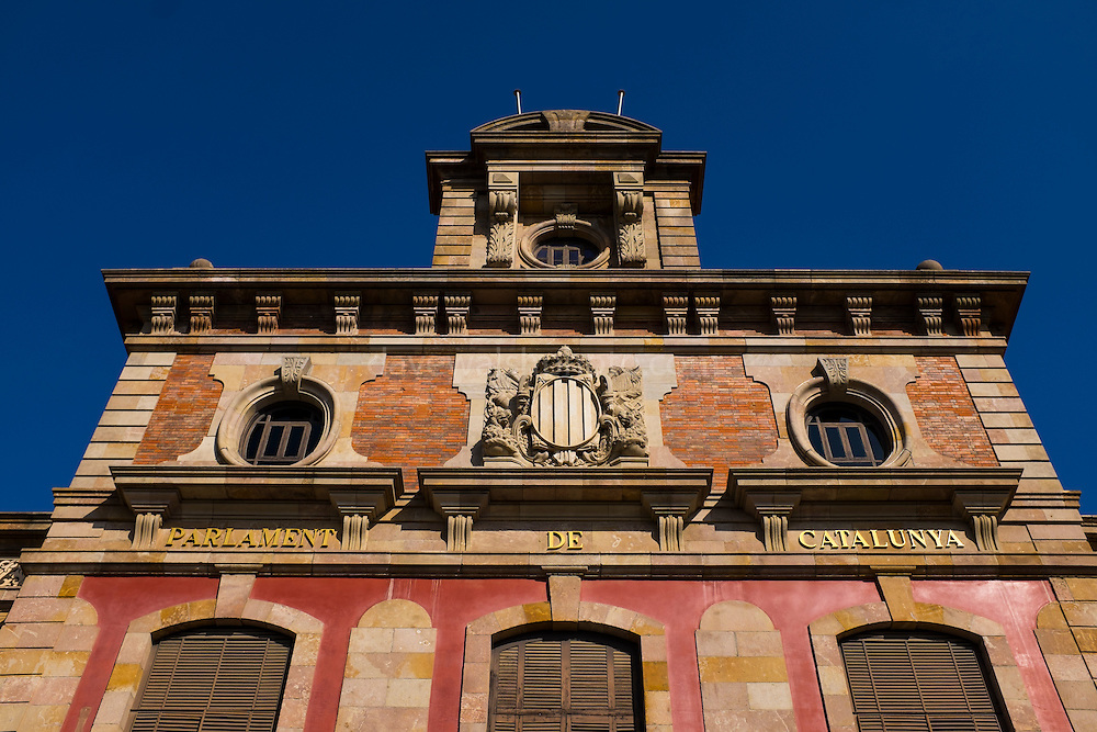 Parlament de Catalunya, Parliament of Catalonia, Barcelona