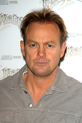 JASON DONOVAN attends launch of Musical Version of The War of the Worlds, London, United Kingdom. Friday, 28th February 2014. Picture by Nils Jorgensen / i-Images