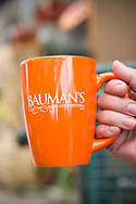 Muggar till f&ouml;rs&auml;ljning i butiken hos Bauman Farms, Gervais, Oregon, USA<br /> Foto: Christina Sj&ouml;gren