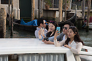 SELFIES, Venice Biennale, Venice. 6 May 2015