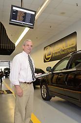 McDermott Lexus of New Haven Dealership Photo. Doug Summerton, Service Manager.