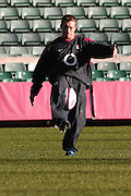 Twickenham, GREAT BRITAIN, England Training session, Tue 23.01.2007 RFU Stadium, England. Photo, Peter Spurrier/Intersport-images]