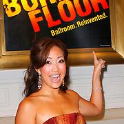 'Burn The Floor' Opening Events