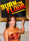 'Burn The Floor' Opening Events