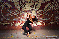 Dumbo Dance As Art-The New York Photography Project featuring Summation Dance Company dancer, Sumi Clements