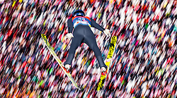 28.02.2019, Seefeld, AUT, FIS Weltmeisterschaften Ski Nordisch, Seefeld 2019, Nordische Kombination, Skisprung, im Bild Bernhard Gruber (AUT) // Bernhard Gruber of Austria during the Ski Jumping competition for Nordic Combined of FIS Nordic Ski World Championships 2019. Seefeld, Austria on 2019/02/28. EXPA Pictures © 2019, PhotoCredit: EXPA/ JFK