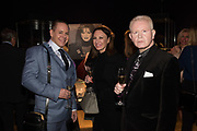 GLEN CHEVANNES; ALEX SILER; MARK MCMORROW, Bonhams host a private view for their  forthcoming auction: Jackie Collins- A Life in Chapters' Bonhams, New Bond St.  3 May 2017.