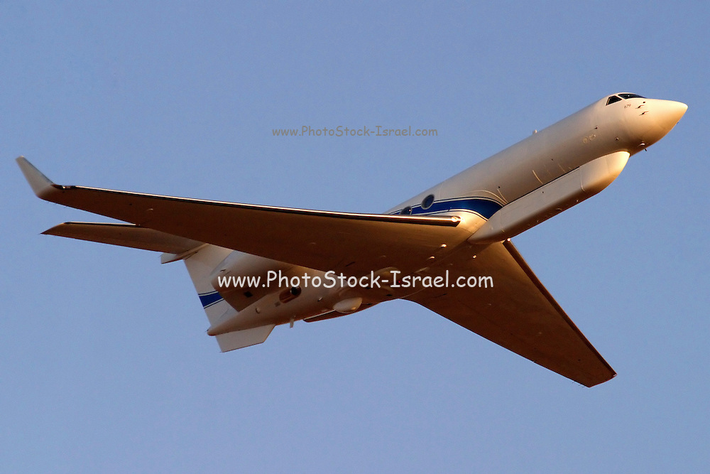 Israeli Air force Gulfstream V executive jet