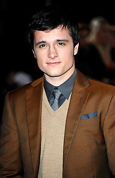 Josh Hutcherson at the premiere of The Hunger Games in  London, Wednesday 14th March 2012. Photo by: i-Images
