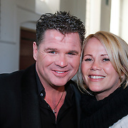 NLD/Loosdrecht/20130305 - Opname EO Mattheus Passion Masterclass 2013, zanger Wolter Kroes en partner Tessa Dijkstra