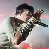 Gary Numan in Concert at The O2 ABC Glasgow, Scotland 10th October 2017