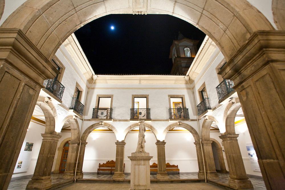 Salvador_BA, Brasil.<br /> <br /> Museu da Misericordia em Salvador, Bahia,<br /> <br /> Misericordia museum in Salvador, Bahia.<br /> <br /> Foto: JOAO MARCOS ROSA / NITRO