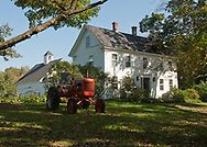 Donnelly 883 Mt. Elam Rd.  Fitchburg MA Historical House Tour