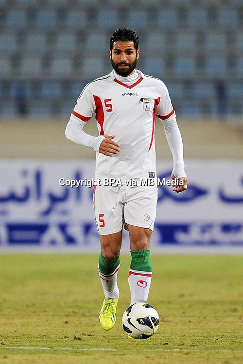 World Cup Brazil 2014 / <br /> Iran Team - <br /> Amirhossein SADEGHI