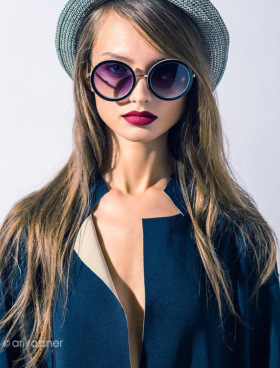 Model: Vika Mostovnikova Hair&amp;Mu: Henri Nuko<br /> This image needs model release for usage