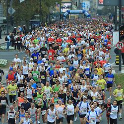20081026: Athletics - 13th Marathon Ljubljana