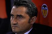 Valencia CF vs Real Valladolid - Liga BBVA