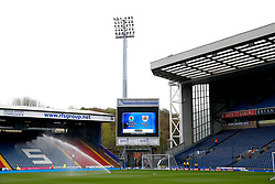 A general view of Ewood Park - Mandatory by-line: Matt McNulty/JMP - 17/04/2017 - FOOTBALL - Ewood Park - Blackburn, England - Blackburn Rovers v Bristol City - Sky Bet Championship
