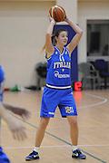 DESCRIZIONE : Roma Basket Amichevole nazionale donne 2011-2012<br /> GIOCATORE : Masoni Marta<br /> SQUADRA : Italia<br /> EVENTO : Italia Lazio basket<br /> GARA : Italia Lazio basket<br /> DATA : 29/11/2011<br /> CATEGORIA : passaggio<br /> SPORT : Pallacanestro <br /> AUTORE : Agenzia Ciamillo-Castoria/GiulioCiamillo<br /> Galleria : Fip Nazionali 2011<br /> Fotonotizia : Roma Basket Amichevole nazionale donne 2011-2012<br /> Predefinita :