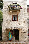 Kotor, Montenegro Souvenir shop